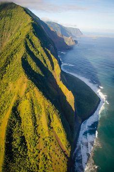 Molokai, Hawaiian Islands, USA