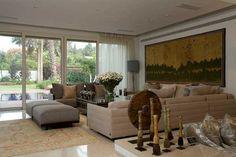 Private Residence Dissolving Indoor. Israel-based studio Lanciano Design