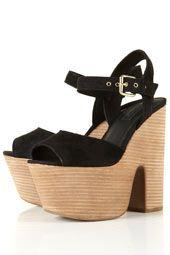 Topshop Sandals.
