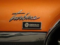 Chrysler Turbine Car logo