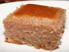 FONDANT A LA CREME DE MARRON, Un seul mot : TERRIBLE !!!     INGREDIENTS : 1 boîte de crème de marron (environ 500 gr) 4 oeufs 25  les meilleures recettes de cuisine d'Internet sur speedrecette