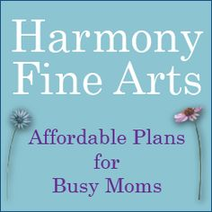 How To Get Started With Harmony Fine Arts - loving the stained glass art project and looking forward to checking out more of the art projects