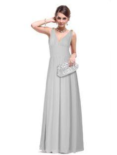 Ever Pretty Exquisite Diamante Chiffon V-neck Long Bridesmaid Dress 09016, HE09016GY12, Gray, 10US Ever-Pretty,http://www.amazon.com/dp/B008CV5NEM/ref=cm_sw_r_pi_dp_hRd7qb1Z7QNXSBQ0