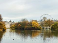 St. James's Park in London
