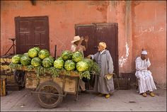 M Y . G O D. Marrakech