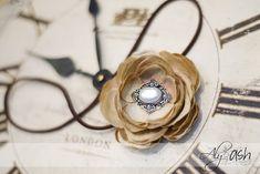 Tutorial: Drab to Fab Vintage Silk Flowers ~ Aly&Ash