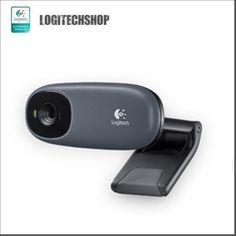 Logitech-C110-Webcam-Free-Delivery