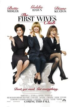18/365 - The First Wives Club: I watched this because Jennifer Lawrence quoted it at the Golden Globes. Turned out it was actually pretty funny. The downside is that I can't stand Diane Keaton as an actress, but Goldie Hawn and Bette Midler were great. 3/5