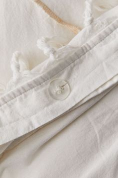 Mila Overlock Duvet Cover | Urban Outfitters 100 Cotton Duvet Covers, Cotton Bedding Sets, Duvet Sets, Duvet Cover Sets, Floral Comforter, Comforter Cover, Toddler Duvet, Duvet Covers Urban Outfitters
