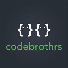 Van Zebraa. Een sprekend logo voor twee programmerende broers uit België.