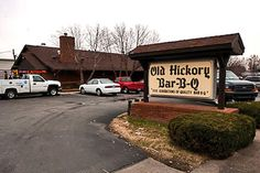BBQ specialists @ Old Hickory Pit Bar-B-Q