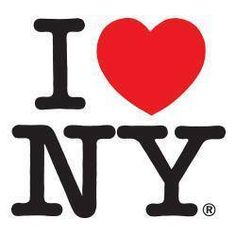 Let's palabea about I LOVE NEW YORK