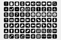 Another techno-sans with interesting compensators, inspirit by Alexander Rodchenko works. Clean, strong… ultra here and there. Plus free symbol typeface for supporting in various situation.