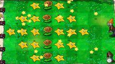 Plants vs Zombies - Mini Game: Seeing Stars