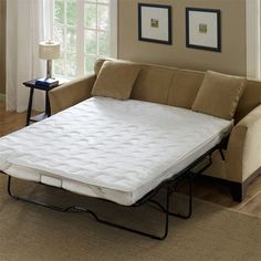 11 best sofa bed mattress toppers images sleeper sofa mattress rh pinterest com mattress topper for sofa bed uk mattress topper for sofa bed uk