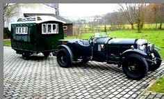 They dreamed a life and lived the dream of a simple life way back then too.  Their homes on wheels came in all shapes and sizes and in many different styles. Styles to suit.  But they all wanted the same thing.  To enjoy life in the great outdoors.  Even if they stayed indoors...