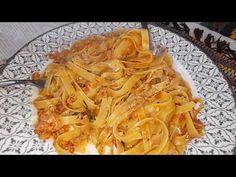Μακαρονάδα με τόνο δια χειρός Γέροντα Παρθενίου - YouTube Fish And Seafood, Cabbage, Spaghetti, Pasta, Vegetables, Cooking, Ethnic Recipes, Youtube, Kitchen