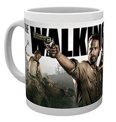 Tasse, Bannière The Walking Dead http://amzn.to/2eMePWb #tasse #walkingdead #cadeau