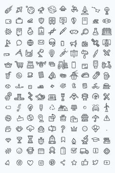 The pack includes 150 hand-crafted animated vector icons that you can use on any website or app. Based on SVG (Scalable Vector Graphics) and Javascript (Lottie), the icons are lightweight and modern, have cross-browser support and look gorgeous on any screen size. You can include an icon anywhere on your page and it will play automatically, or you can manipulate the icons behaviour with some simple javascript to make the UX of your project more interactive.