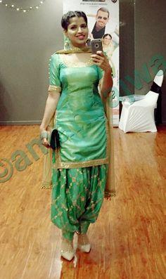 AMAN BAJWA Miss Punjaban 2010