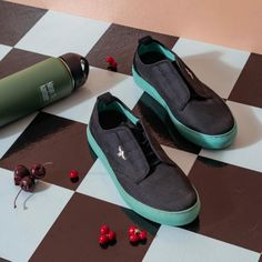 Who knew Tiffany blue can go on your shoes too? Let's thank Creative Recreation for that! #RustansAtGateway #RustansLikeFollowShare