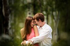 Engagement Photography in Snowmass Jason+Gina Wedding Photographers http://www.jason-gina.com #snowmass #aspen #engagement