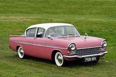 1959 Vauxhall Cresta British Car Brands, Classic Cars British, Classic Auto, Retro Cars, Vintage Cars, Antique Cars, Vintage Ideas, General Motors, Vauxhall Motors