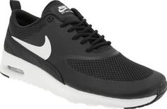 Nike Black Air Max Thea Womens Trainers Whether youre hitting the gym or rocking the athleisure trend, do it in style with the Nike Air Max Thea. The black mesh upper features no-sew overlays for lightweight stability, with subtle mock-croc http://www.comparestoreprices.co.uk/january-2017-8/nike-black-air-max-thea-womens-trainers.asp