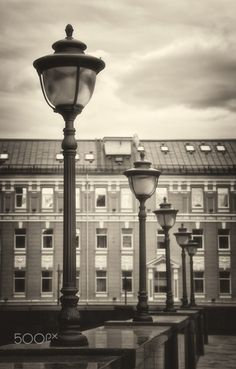 """Фонари/ Lanterns - """"Your memories - just an old lantern hanging on a street…"""