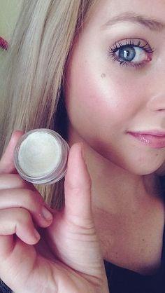 diy beauty : natural luminizer | erin kate archer