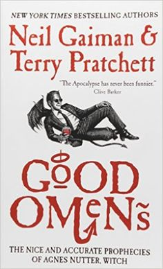 Good Omens: The Nice and Accurate Prophecies of Agnes Nutter, Witch: Neil Gaiman, Terry Pratchett: 9780060853983: Amazon.com: Books