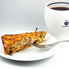I MADE South Beach Diet Phase 1 Breakfast Casserole. It was great fresh but I tired of it after having it for breakfast four days in a row. This should definitely be made for the entire family on a weekend. Dash Diet Recipes, Low Calorie Recipes, Healthy Recipes, Paleo Breakfast, Breakfast Casserole, Breakfast Recipes, South Beach Phase 1, Zucchini, Beach Meals