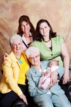5 Generation posing idea