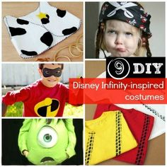9 Disney Infinity-Inspired Costumes and Accessories