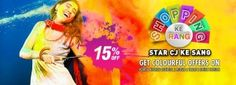 Starcj Coupons: Extra 15% OFF on Minimum Purchase of Rs.1000