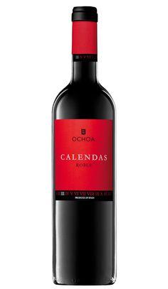 VINO TINTO ROBLE CALENDAS 2010  Vinos Tintos - D.O. Navarra   5.95€    Precio con I.V.A. Incluido  $7.69