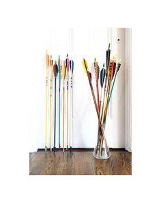 Vintage Wood Arrows / Set of 5 by SergeantSailor on Etsy https://www.etsy.com/listing/245969094/vintage-wood-arrows-set-of-5