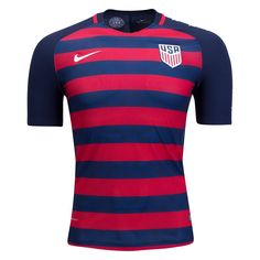 Nike USA Gold Cup Authentic Jersey 2017