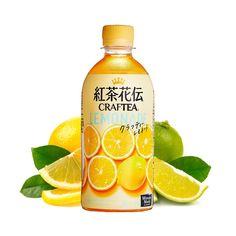 Coca-Cola-CraftTea-Black-Lemonade-Tea-Luxurious-Squeeze-Made-in-Japan1 Black Peach, Black Apple, Japanese Drinks, Instant Ramen, Apple Tea, Face Towel, Natural Flavors, Lemonade, Coca Cola