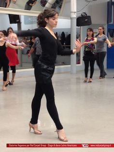 Ekaterina Vaganova for Red Carpet Group, dancing with the star!  www.redcarpetgroup.it