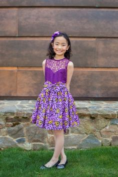 Check out the cutest ankara dresses for kids. These African print dresses for little girls with give you great ideas on making ankara print dresses for your girls.