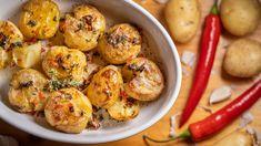 Ricotta, Mozzarella, Pesto, Baked Potato, Potato Salad, Cauliflower, Potatoes, Baking, Vegetables