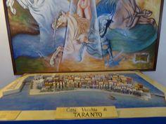 """Castello Aragonese"", Taranto, Puglia, Italia (Luglio)"