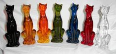 """""""Viking Glass - History of the #1322 Epic Cat"""".  Site for all things Viking Glass.  http://www.vikingartglass.com/index.php"""