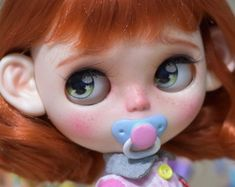 B #045 Blythe benutzerdefinierte Puppe OOAK