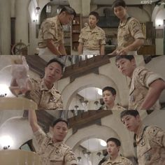 Descendants of the sun #Ep12