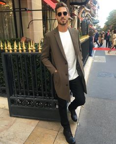 Kevin Trapp   Men's Street Style