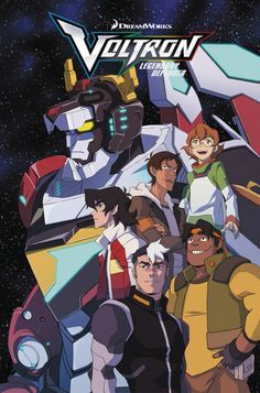 """We now have a release date and synopsis for issue 4 of Lion Forges Voltron comic! """"Team Voltron's quest to save Coran's life gets extra-complicated when they have to face off against. Form Voltron, Voltron Klance, Voltron Poster, Voltron Paladins, Voltron Memes, Power Rangers, Defender 2016, Dc Comics, Character Art"""