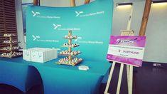 Pierwszy lot na nowej trasie Dortmund - Olsztyn-Mazury - Dortmund. Na pierwszych pasażerów słodka niespodzianka😋 Dajcie znać w komentarzach, kto był i próbował lotniskowych słodkości? #latamzmazur#mazuryairport#Dortmund#lot