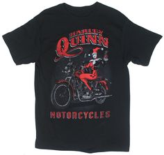 Harley Queen-Justice League T-Shirt